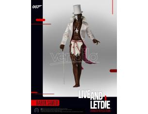 BIG CHIEF 007 BARON SAMEDI LIVE&LET DIE 1/6 FIG ACTION FIGURE