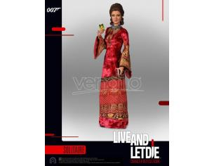 BIG CHIEF 007 SOLITAIRE LIVE&LET DIE 1/6 FIG ACTION FIGURE