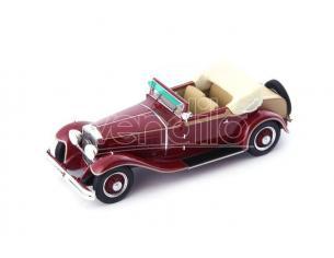 Autocult ATC01010 SIMSON SUPRA 18/90 TYPE A 1924 RED 1:43 Modellino