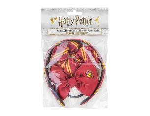 Harry Potter Cinereplicas Grifondoro Fascia Per Capelli Classic Set Accessori Abbigliamento