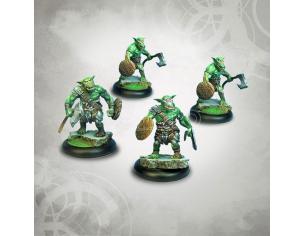DO NOT PANIC GAMES DRAKERYS 4 ASHRAL ORCS TROOPS WARGAME