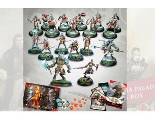 DO NOT PANIC GAMES DRAKERYS ARMY BOX IROSIAN PALADINATE GIOCO DA TAVOLO