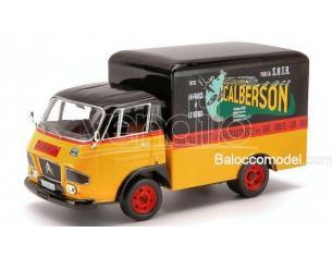 Ixo model COF055 CITROEN N 350 CALBERSON 1963 1:43 Modellino