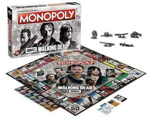 Monopoly The Walking Dead Gioco da Tavolo Versione Italiana Winning Moves