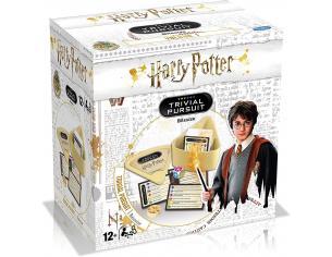 Gioco da Viaggio Trivial Pursuit Harry Potter Versione Italiana Winning Moves