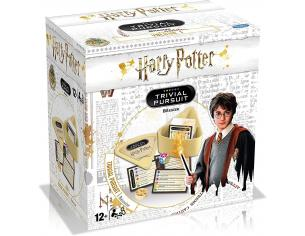Harry Potter  Gioco Da Viaggio Trivial Pursuit  Versione Italiana Winning Moves