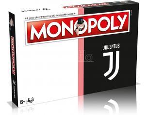 Monopoly Juventus Gioco da Tavolo Ed. 2019/2020 Versione Italiano Winning Moves