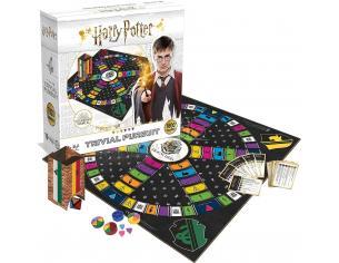 Gioco da Tavolo Trivial Pursuit Harry Potter Italiano Winning Moves