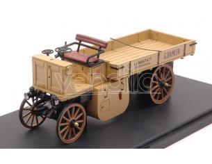 Neo Scale Models NEO43206 DAIMLER MOTOR-LASTWAGEN 1898 BEIGE 1:43 Modellino