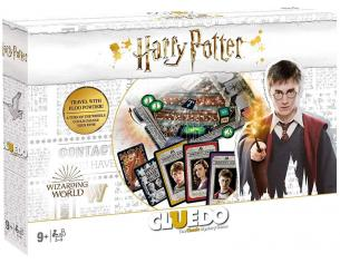 Harry Potter Cluedo Edizione Collezione Gioco Da Tavolo Italiano Scatolarovinata