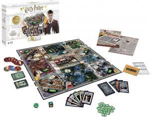 Cluedo Harry Potter Edizione Collezione Gioco da Tavolo Italiano ScatolaRovinata