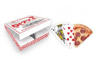 GAMAGO PIZZA PLAYING CARDS CARTE DA GIOCO