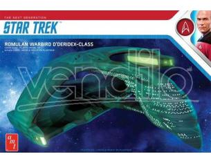 AMT STAR TREK ROMULAN WARBIRD MK MODEL KIT