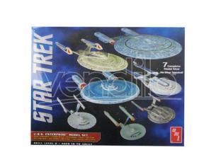 AMT STAR TREK USS ENTERPRISE BOX SET MODEL KIT