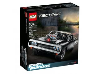 LEGO TECHNIC 42111 - Dom's Dodge Charger Fast & Furious