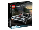 LEGO TECHNIC 42111 -  DODGE CHARGER DI DOM FAST & FURIOUS