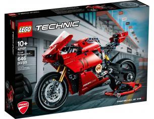 LEGO TECHNIC 42107 - Ducati Panigale V4 R NOVITA' GIUGNO 2020