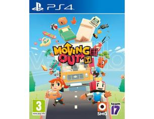 MOVING OUT PARTY GAME - PLAYSTATION 4