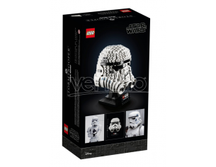 LEGO STAR WARS 75276 - Casco di Stormtrooper