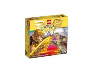 LEGO DC COMICS SUPER HEROES 76157 - Wonder Woman vs Cheetah NOVITA' MAGGIO 2020