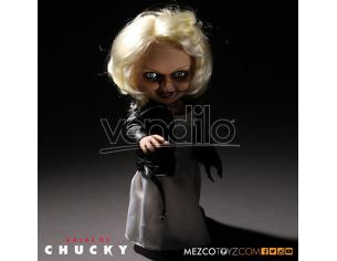 "MEZCO TOYS BRIDE OF CHUCKY 15"" TIFFANY AF (REPRINT) ACTION FIGURE"
