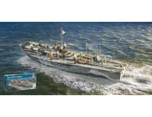 Italeri IT5624 VOSPER 74 WITH CREW KIT 1:35 Modellino
