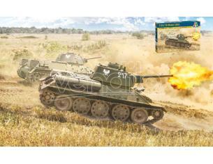 Italeri IT7078 T-34/76 MOD.43 KIT 1:72 Modellino