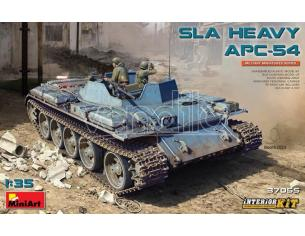 Miniart MIN37055 SLA HEAVY APC-54 INTERIOR KIT 1:35 Modellino