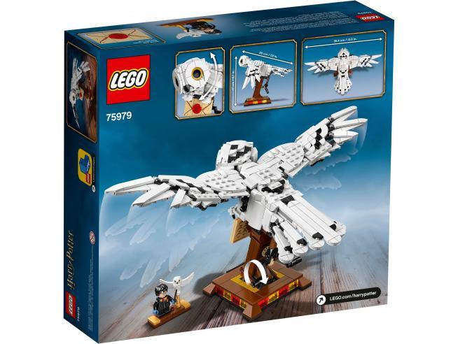 LEGO HARRY POTTER 75979 - EDVIGE