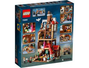 LEGO HARRY POTTER 75980 - Attacco alla Tana