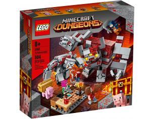 LEGO MINECRAFT 21163 - LA BATTAGLIA DELLA PIETRAROSSA
