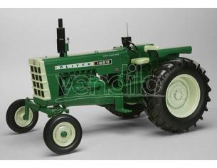 SPECCAST SCT655 OLIVER 1650 WIDE FRONT DIESEL TRACTOR WITH RADIO 1:16 Modellino