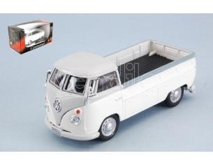 CARARAMA CA251PND7W VW T1 PICK UP 1960 WHITE 1:43 Modellino