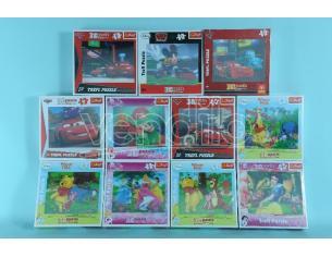 PRODUTTORI VARI GO7159 PUZZLE 3D DISNEY 48/72/120 Modellino