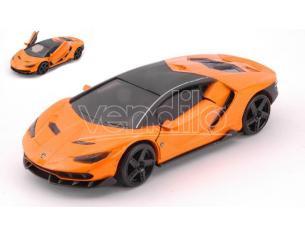 Jada Toys Jada99401or Lamborghini Centenario Arancione Cm 12,5 Modellino