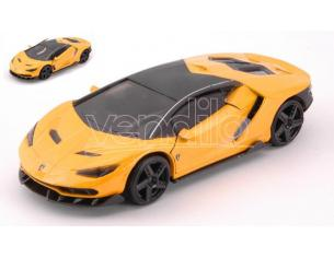 Jada Toys Jada99401y Lamborghini Centenario Metallolic Yellow Cm 12,5 Modellino