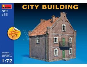 MINIART MIN72019 CITY BUILDING KIT 1:72 Modellino