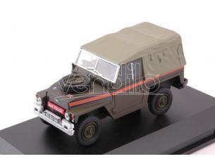 OXFORD OXF43LRL007 LAND ROVER LIGHTWEIGHT SOFT TOP RAF POLICE 1:43 Modellino