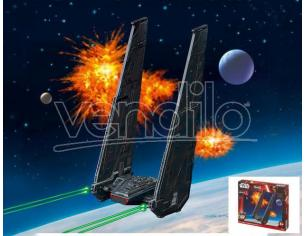 REVELL RV06695 STAR WARS KYLO REN S COMMAND SHUTTLE KIT 1:93 Modellino