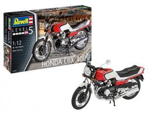 REVELL RV07939 HONDA CBX 400 F KIT 1:12 Modellino