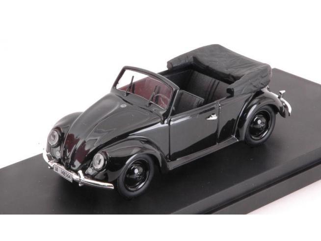 RIO RI4593 VW KDF CABRIOLET 20 APR.1939 REGALO PER IL 50.mo COMPLEANNO DI ADOLF Modellino