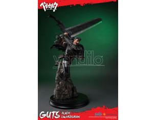 FIRST4FIGURES BERSERK GUTS BLACK SWORDSMAN STATUE STATUA