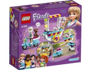 LEGO FRIENDS 41389 - IL CARRETTO DEI GELATI