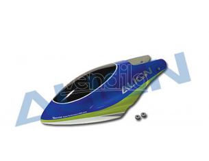 Align Capottina in fibra di vetro verniciata T Rex 450 XL-S-SE-V2 HS1227 Accessori Modellino