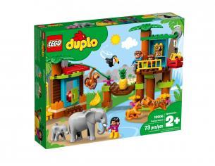 LEGO DUPLO 10906 - ISOLA TROPICALE