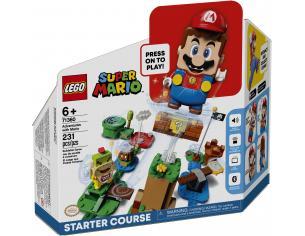 LEGO 71360 SUPER MARIO Avventure di Mario - Starter Pack