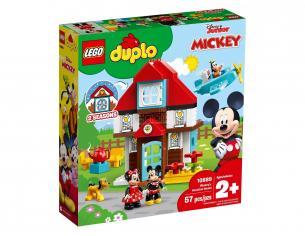 LEGO DUPLO 10889 - LA CASA DELLE VACANZE DI TOPOLINO