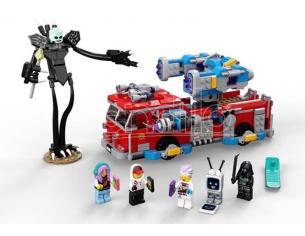 LEGO HIDDEN SIDE 70436 - CAMION DEI POMPIERI PHANTOM 3000