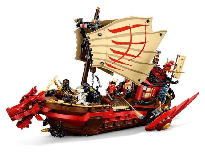 LEGO NINJAGO 71705 - BOUNTY DEL DESERTO