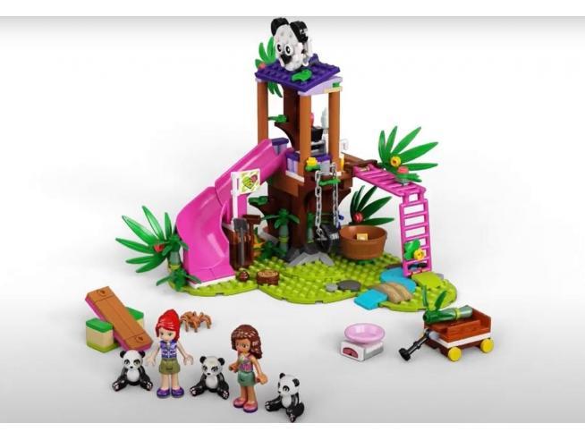 LEGO FRIENDS 41422- LA CASETTA SULL'ALBERO DEL PANDA